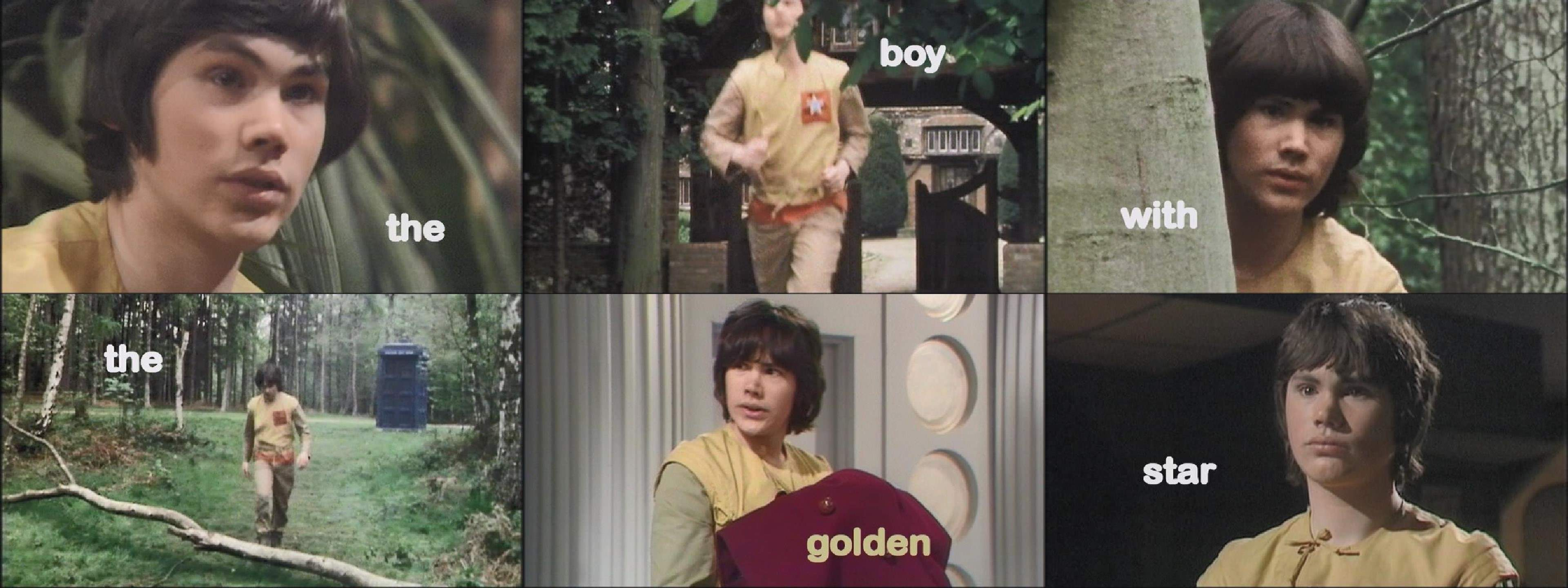 The Boy with the Golden Star (documentary)