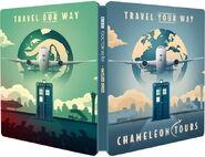 The Faceless Ones 2020 Steelbook Blu-ray UK