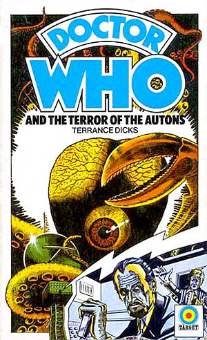 Doctor Who and the Terror of the Autons (novelisation)