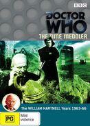 The Time Meddler AUS DVD