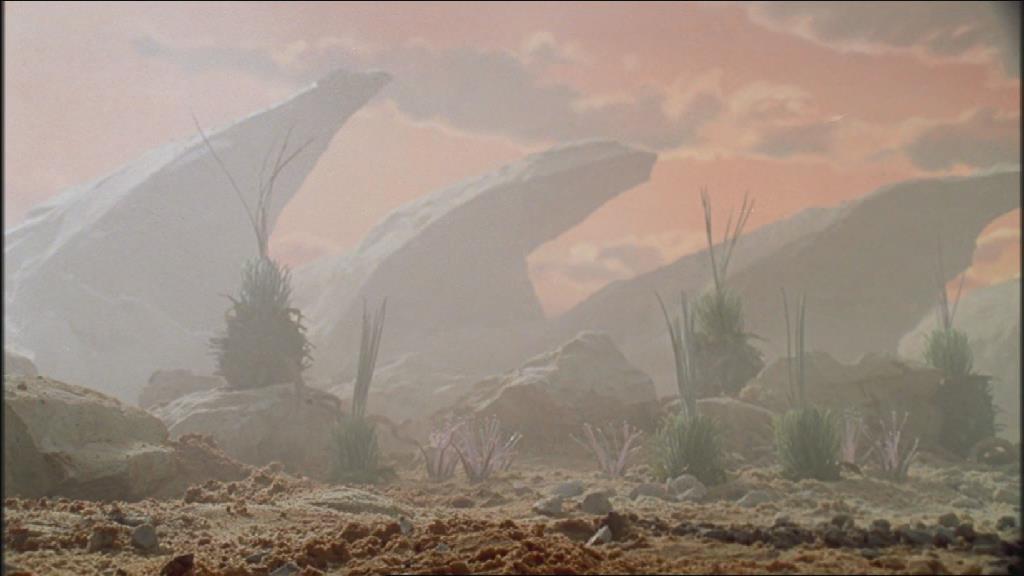 Desert planet (TARDIS Cam)