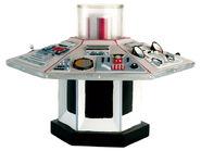 DWFC CC 1 Fourth Doctor console figure