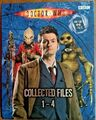 Doctor Who Files Collected Files 1-4 Box Set Cover 2007