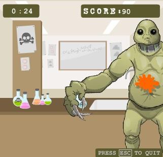 Slitheen Splatter (video game)