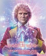 Doctor Who The Collection Season 23