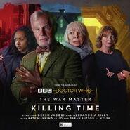 Killing Time (audio anthology)