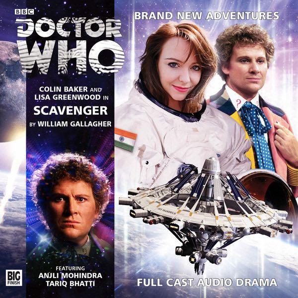 Scavenger (audio story)