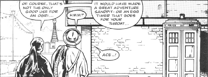 Seaside Rendezvous (comic story)