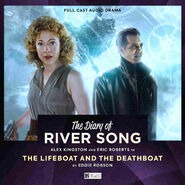 The Lifeboat and The Deathboat cover