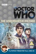 The Underwater Menace UK DVD Cover