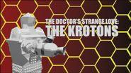 The Doctor's Strange Love The Krotons