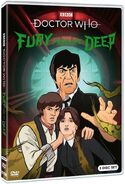 Fury from the Deep US DVD