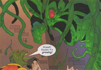 The Runaway Bogey (comic story)