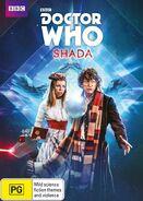 Shada 1st Aus DVD