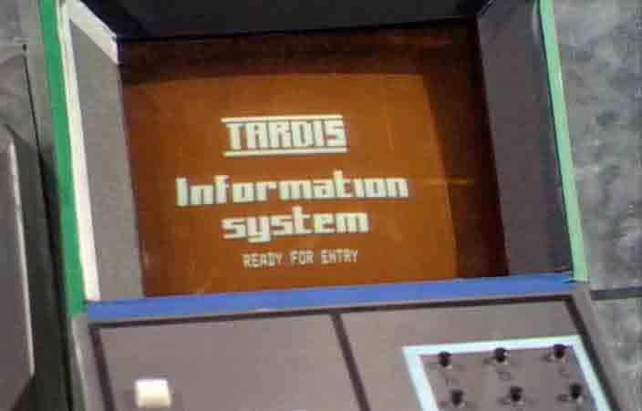TARDIS information system