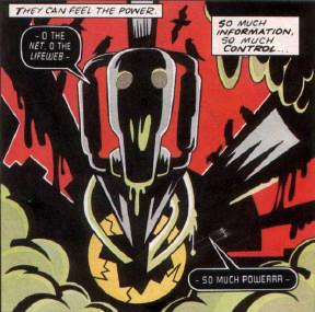 The Black Sky (comic story)