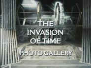 The Invasion of Time Photo Gallery