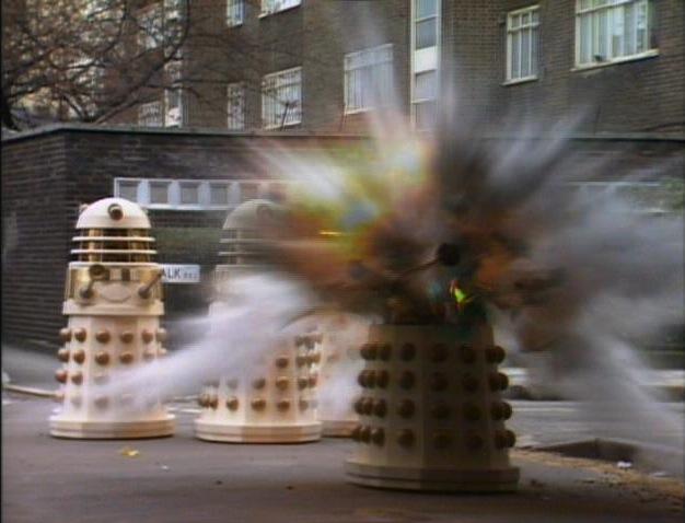 Imperial-Renegade Dalek Civil War
