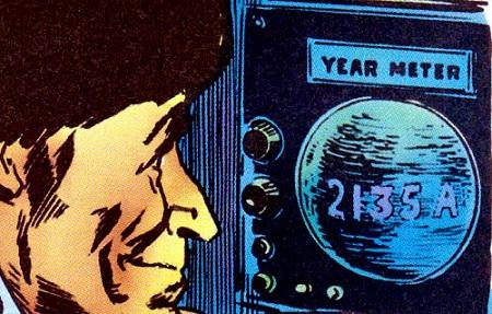 Yearometer