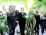 Defending Bannerman Road (comic story)