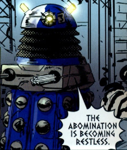 Dalek 3 (The Only Good Dalek)