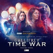 Gallifrey Time War Volume Three