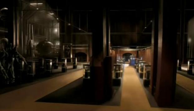 The Vault (Dalek)