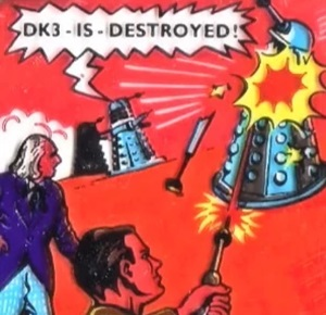 The Defeat of the Daleks (comic story)