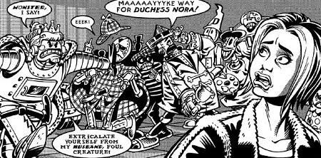 The Autonomy Bug (comic story)