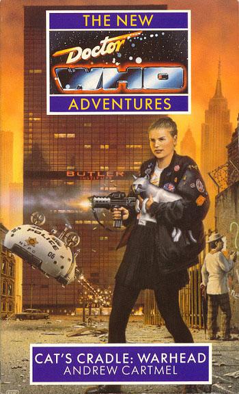 Cat's Cradle: Warhead (novel)