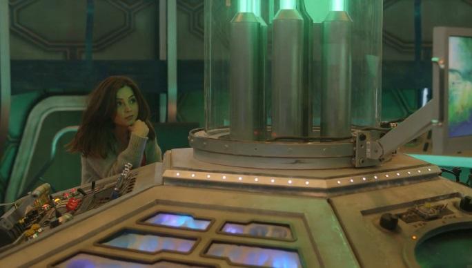 Clara and the TARDIS (home video)
