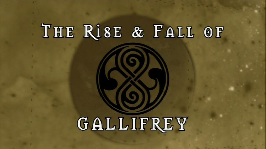 The Rise and Fall of Gallifrey (documentary)