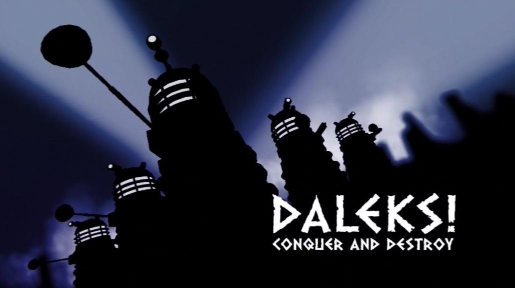 Daleks! Conquer and Destroy (documentary)