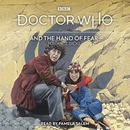 Doctor Who And The Hand of Fear audiobook