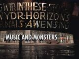 Music and Monsters (CON episode)