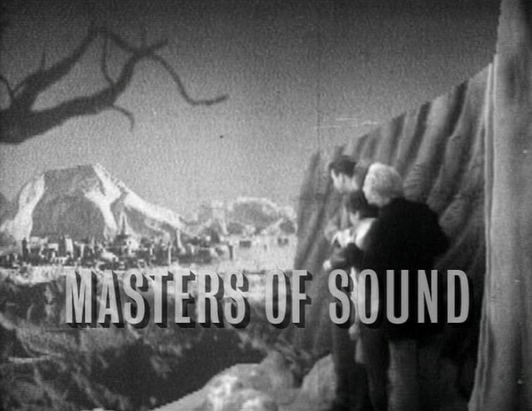 Masters of Sound (documentary)