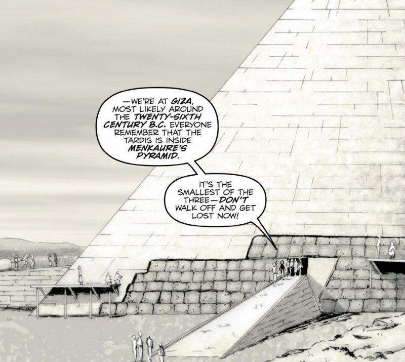 Menkaure's Pyramid