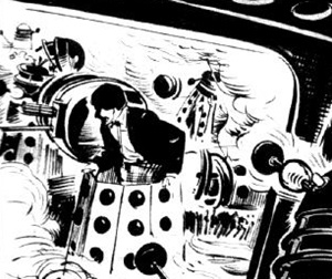 The Doctor Strikes Back (comic story)