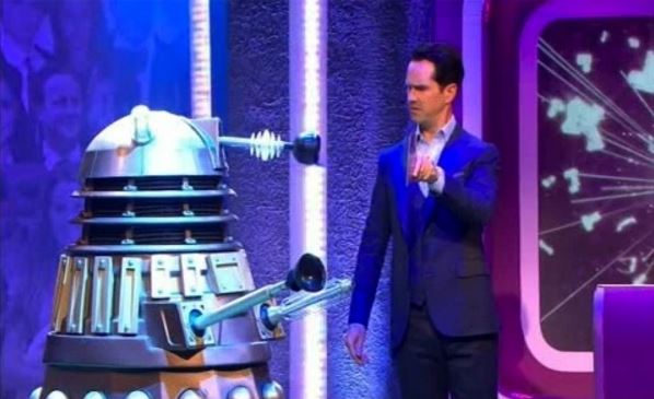 Jimmy Carr and the Dalek (TV story)