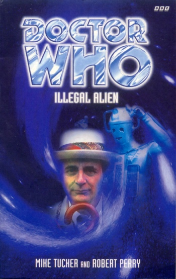 Illegal Alien (novel)