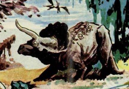 Dinosaur (The Planet of the Daleks)