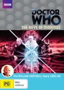 The Keys of Marinus DVD Australian cover