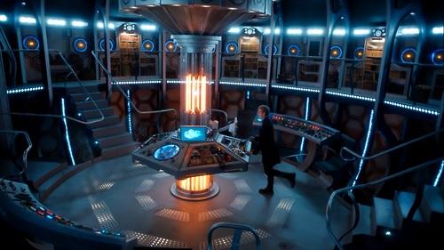 TARDIS control room