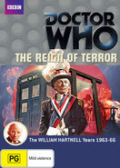 The Reign of terror australian dvd