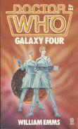 Galaxy Four novel