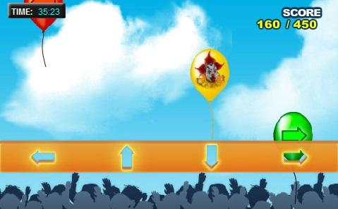 Odd Bob's Balloon Blaster (video game)