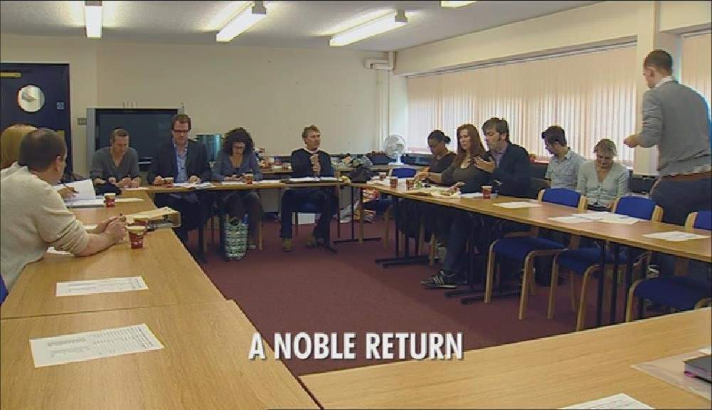 A Noble Return (CON episode)