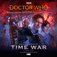 Eighth Doctor Time War 4