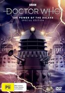 The Power of the Daleks Aus Special Edition DVD