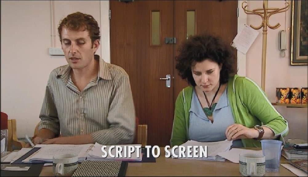 Script to Screen (CON episode)